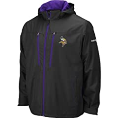 Reebok Minnesota Vikings Big & Tall Sideline Midweight Jacket by Reebok