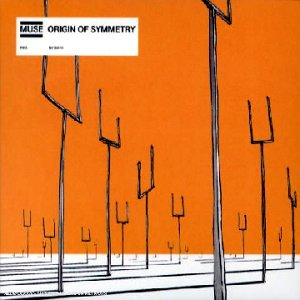 Origin of symmetry muse musique for Meaning of symmetrical