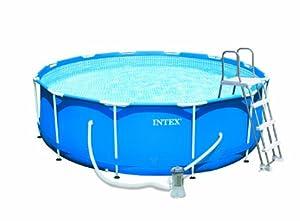 Liste d 39 envies de julien d piscine intex blender for Housse piscine intex