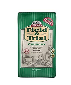 Skinners Field and Trial Crunchy Dry Mix 15 kg