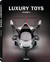 Luxury Toys: Volume 2 (English, German and French Edition)