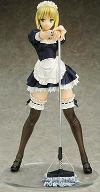 Fate/hollow ataraxia セイバー メイド ver (1/6スケールPVC塗装済み完成品)