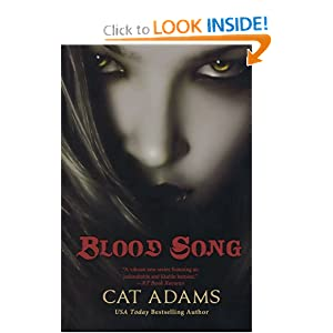 Blood Song - Cat Adams