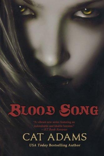 Image of Blood Song (The Blood Singer Novels)