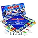 New York Giants Super Bowl XLII Champions Commemorative Edition Monopoly Game