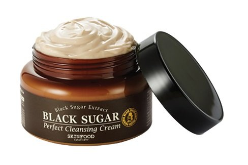 skin food black sugar perfect cleansing cream. Black Bedroom Furniture Sets. Home Design Ideas