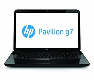 HP Pavilion g7-2240us 17.3-Inch Laptop (Black) by hp