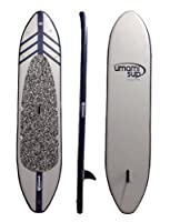 Inflatable SUP Stand up Paddleboard and Paddle Complete Set Umami SUP by port Vessels from Newport Vessels