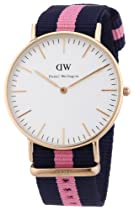 Daniel Wellington Classic Winchester Rosé Gold Women´s 36mm Round Case