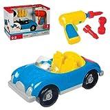 Battat Take-A-Part Roadster, 22 Pcs