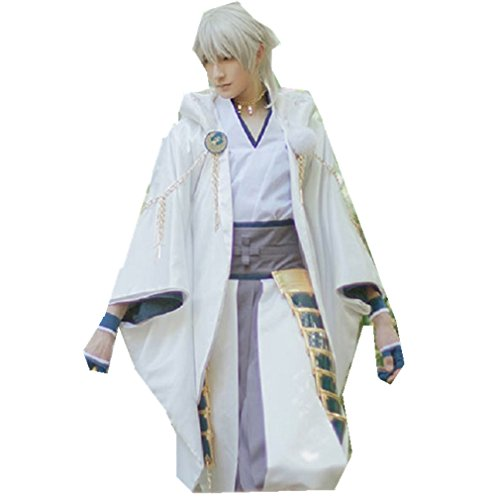 The Sword Dance Touken Ranbu Online cosplay costume Tsurumaru Kuninaga