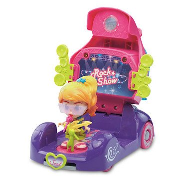Vtech - Flipsies - Jazz's Convertible & Music Stage - Scène de concert / Cabriolet Version Anglaise