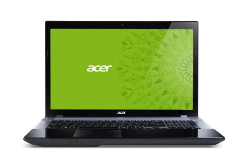 Acer Aspire V3-731-4649 17.3-Inch Laptop (Black)