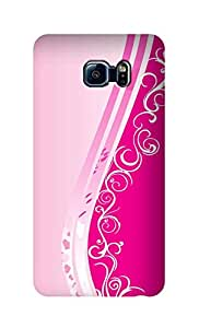 SWAG my CASE Printed Back Cover for Samsung Galaxy S6