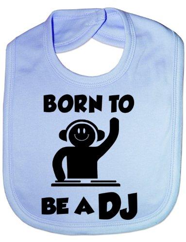 Born-To-Be-A-DJ-Print4U-Baby-Ltzchen-Geschenk