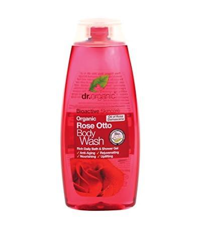 Dr Organic Gel De Ducha Energizante Rose Otto 250 ml
