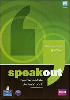Speakout Pre-Intermediate Students Book and DVD/Active