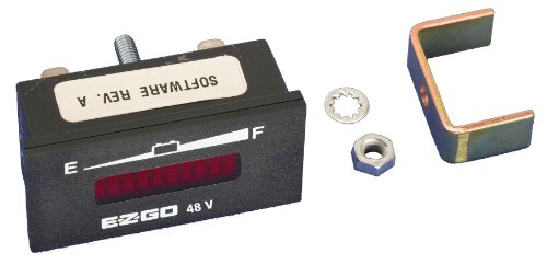 E-Z-Go 33636G03 State Of Charge Meter, 48-Volt