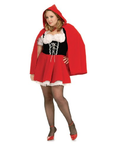 Rubies Women's Red Riding Hood Costume