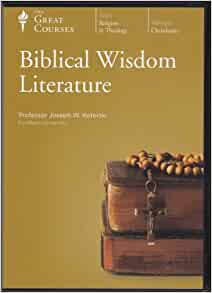 How many wisdom books are in the bible