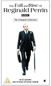 The Fall And Rise Of Reginald Perrin: The Complete Collection [VHS]