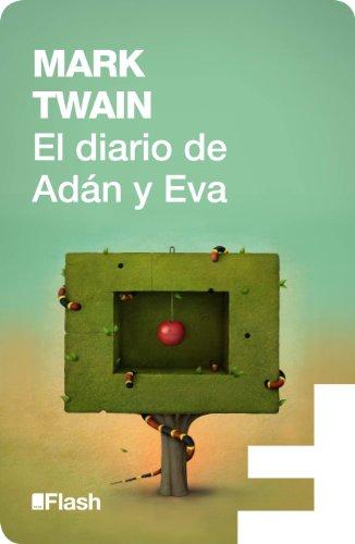 Portada del libro El diario de Adán y Eva de Mark Twain