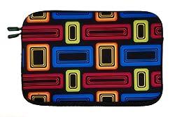 SmartFish Illusion 13.3-inch Laptop Sleeve (Multicolor)