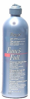 Roux Fanci-full Rinse #49 Ultra White Minx