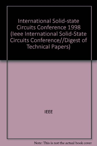 1998 IEEE International Solid-State Circuits Conference