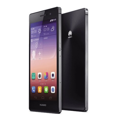 Huawei SIMフリースマートフォン Ascend P7(ブラック)(LTE対応) ASCEND