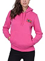 Geographical Norway Sudadera con Capucha Genifer (Rosa)