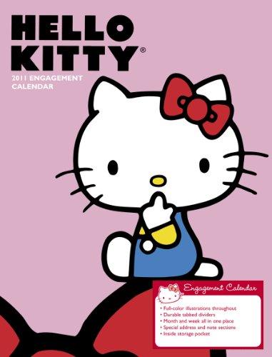 2011  Hello Kitty  Engagement Calendar