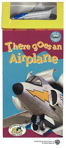 There Goes an Airplane (W/Toy) [VHS]