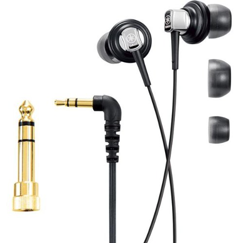 Yamaha Eph-C500Bl In-Ear Headphones