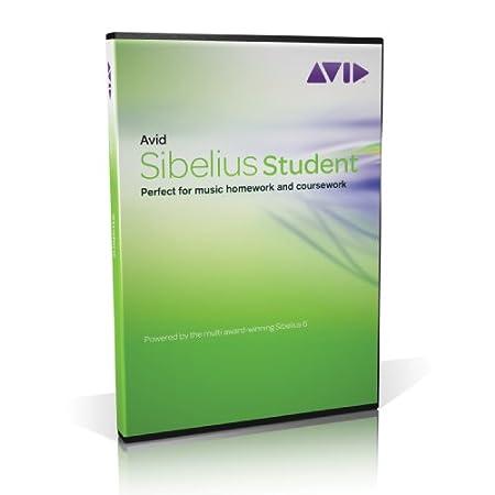 Sibelius 6 Student