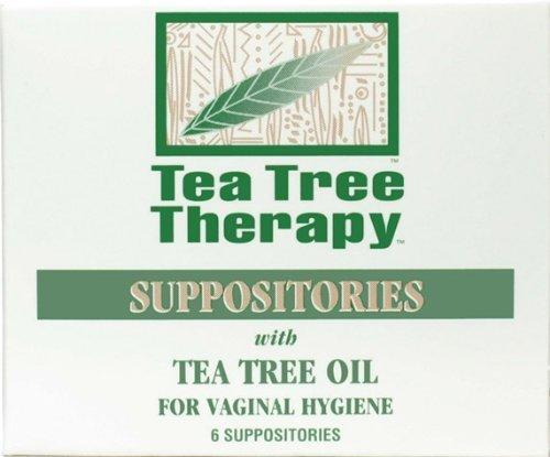 Отзывы Tea Tree Therapy Tea Tree Suppository