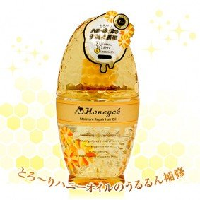 Honeyce'(ハニーチェ) モイスチャリペアヘアオイル 100mL