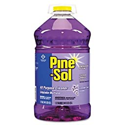 Pine-Sol All Purpose Cleaner - Liquid Solution - 144 fl oz (4.5 quart) - Lavender Scent - Purple