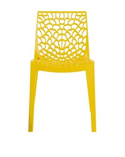 Mavilop stoel Gaudi geel