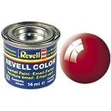 32131 - Revell - feuerrot, glänzend RAL 3000 - 14ml-Dose