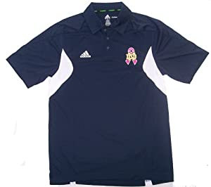 Notre Dame Fighting Irish Adidas Breast Cancer Awarness Classic Performance Adult... by Classic Performance Polo Shirt