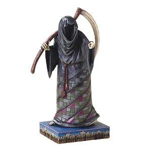 Enesco 4027798 Jim Shore Heartwood Creek Grim Reaper Figurine, 10-1/4-Inch