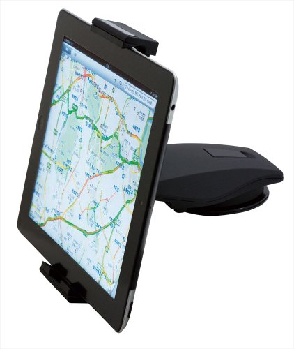 TAXAN 車載ホルダー タブレット用 (9-11インチ) 後席用キット付属 NX-2000