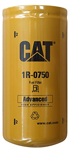 Caterpillar 1R-0750 Advanced High Efficiency Fuel Filter Multipack (Pack of 1) (Fuel Filters Duramax compare prices)