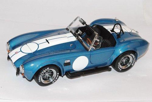 Shelby Cobra 427 S/C Blau 1962-1968 1/18 Kyosho Modell Auto