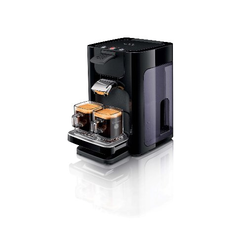 philips cafeti re senseo quadrante noir 1 2l 2 tasses test. Black Bedroom Furniture Sets. Home Design Ideas