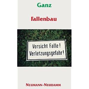 eBook Cover für  Fallenbau und Falleneinsatz Tipps und Tricks der Fangjagd