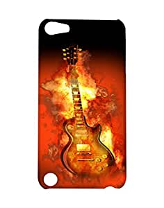 Mobifry Back case cover for iPod touch 5th generation ( Printed design)