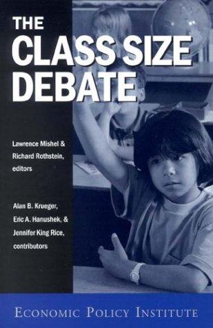 The Class Size Debate
