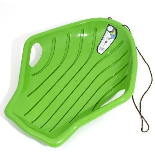 Veloce disco monoslitta bob da neve SMALL colore: verde